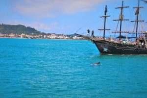 2- Baía dos Golfinhos