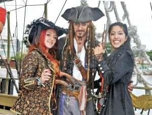 três-piratas