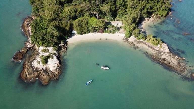 Barcos Ilha do Frãnces