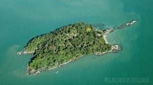 Ilha do Francês - Vista de Cima