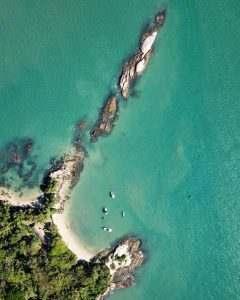 Pedras Ilha do Francês