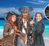 Escuna Pirata